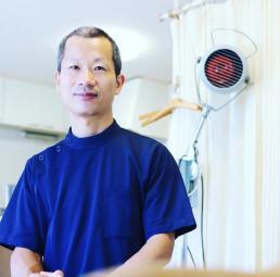 けいあい鍼灸治療院のスタッフ:院長:石川勝章